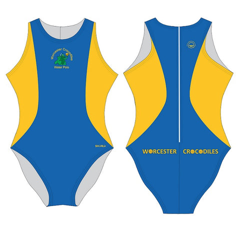 SHOALO Customised - Worcester Womens Water Polo Suits