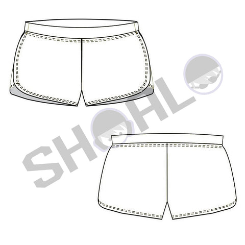 SHOALO Custom Design - Female Shorts