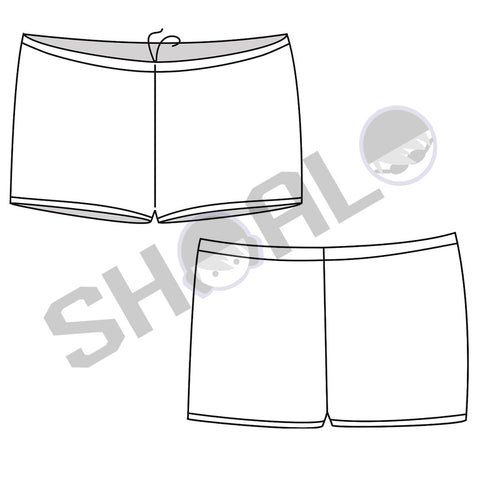SHOALO Custom Design - Mens M24 BOXER Aquashorts