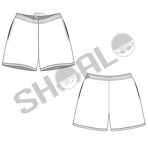 SHOALO Custom Design - Poolside Shorts