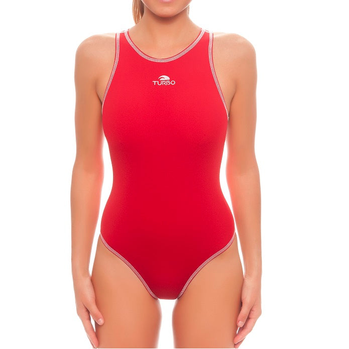 cf0adc826d2 TURBO Comfort - 89348 - Womens Water Polo Suits / Costume - VARIOUS COLOURS