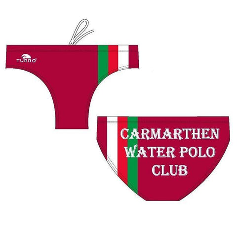 Waterpoloshop - TURBO Customised - Carmarthen Mens Water Polo Suits