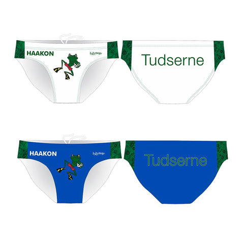 SHOALO Customised - Tudserne UWR Mens Water Polo Suits