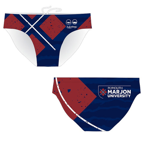 H2OTOGS Customised - Marjon Uni Mens Water Polo Suits