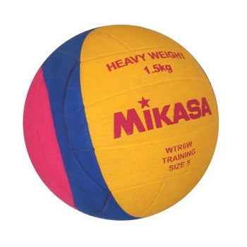 Water Polo Shop - MIKASA - Mens Heavy Weight Water Polo Ball - mixed