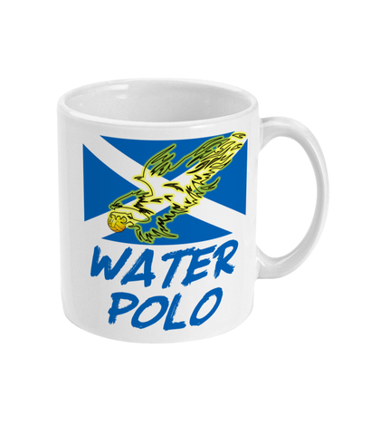 SHOALO Scotland Golden Eagle - Mug