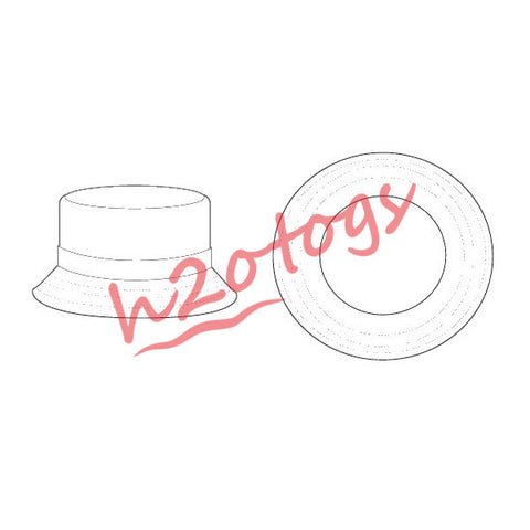 H2OTOGS Custom Design - Bucket Hat