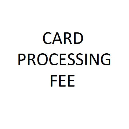 Card Processing Fee