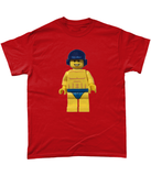 SHOALO Toy (Male) - T-Shirt / Tee - Red