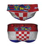 DELFINA Croatia - Mens Suit - Water Polo