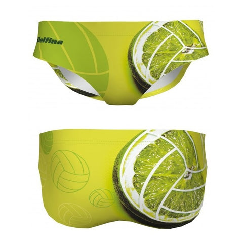 DELFINA Lemon & Lime - Mens Suit - Water Polo