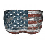 DELFINA USA Flag - Mens Suit - Water Polo