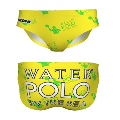 DELFINA Water Polo By The Sea - Mens Suit - Water Polo