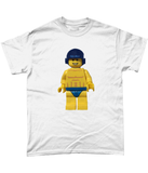 SHOALO Toy (Male) - T-Shirt / Tee - White