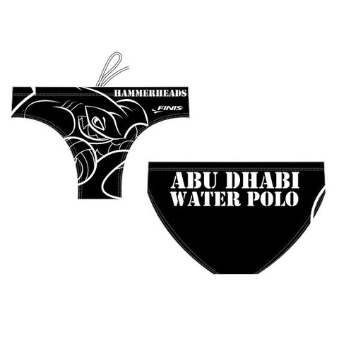 Waterpoloshop - FINIS Customised - Abu Dhabi Mens Water Polo Suits aed7f51b3ff0