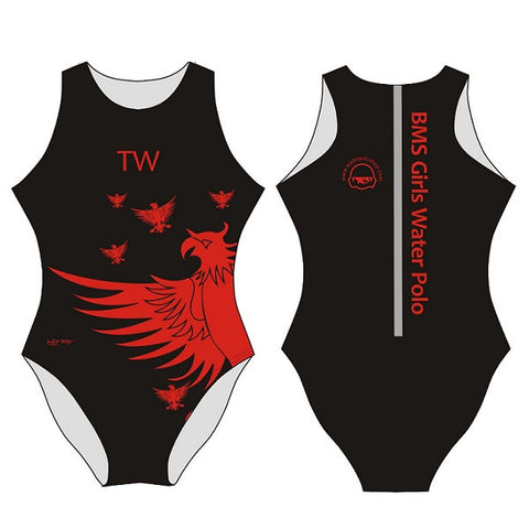 Waterpoloshop - H2OTOGS Customised - Bedford Womens Water Polo Suits