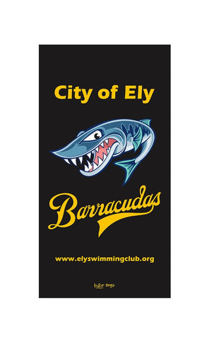 Waterpoloshop - H2OTOGS Customised - City of Ely Beach Towel