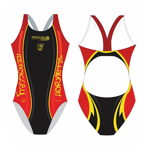 Waterpoloshop - SHOALO Customised - Hinckley Womens Bladeback Suits