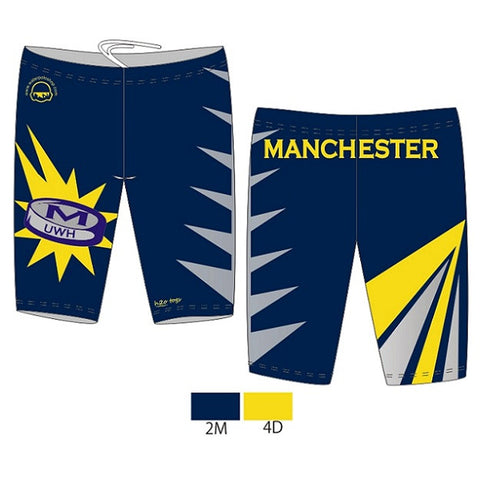 Waterpoloshop - H2OTOGS Customised - Manchester UWH Mens Jammer/Pacer Suit