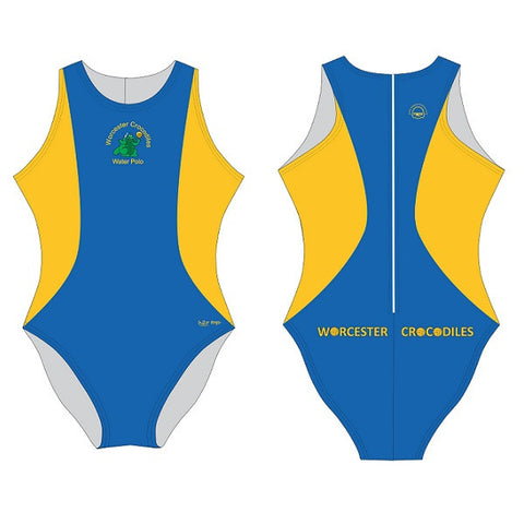 Waterpoloshop - H2OTOGS Customised - Worcester Womens Water Polo Suits