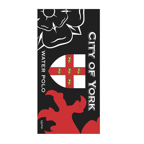 H2OTOGS Customised City of York Beach Towel
