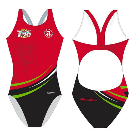 H2OTOGS Customised - Aberystwyth Uni Womens Bladeback Suits