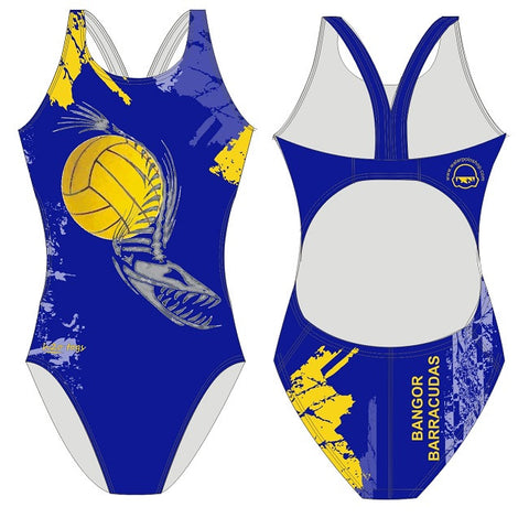 H2OTOGS Customised - Bangor Barracudas Womens Bladeback Suits