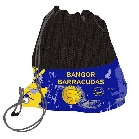 H2OTOGS Customised - Bangor Barracudas Mesh Bag