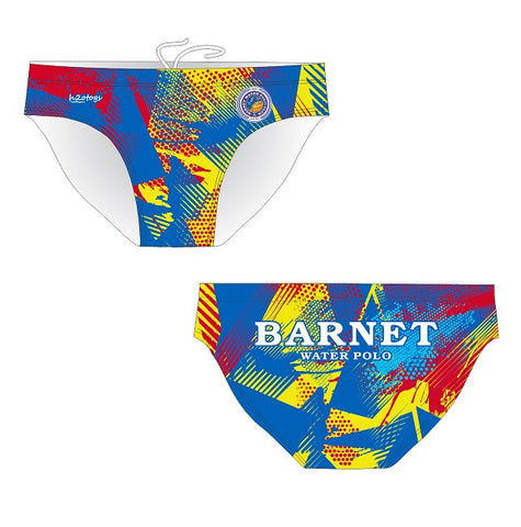 H2OTOGS Customised - Barnet Mens Water Polo Suits