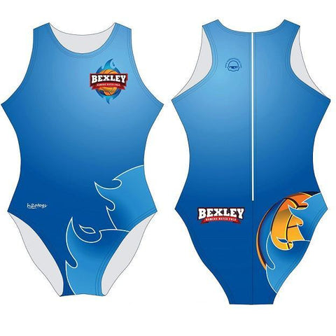 H2OTOGS Customised - Bexley Womens Water Polo Suits
