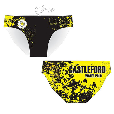 H2OTOGS Customised - Castleford Mens Water Polo Suits