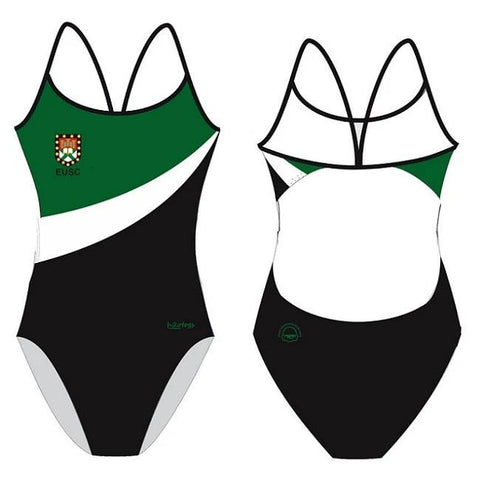 H2OTOGS Customised - Exeter Uni Womens Openback Swimsuit