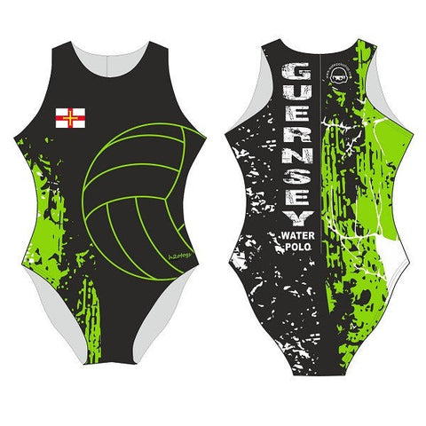 Waterpoloshop - H2OTOGS Customised - Guernsey Womens Water Polo Suits
