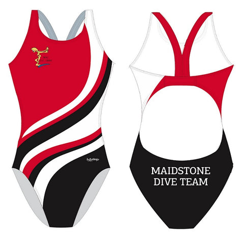 H2OTOGS Customised - Maidstone Diving Womens Bladeback Suits
