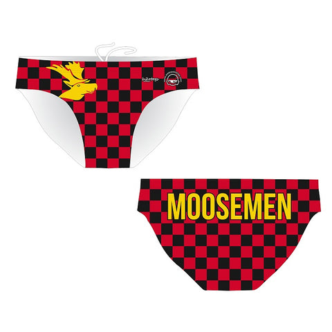 H2OTOGS Customised - Moosemen Mens Water Polo Suits