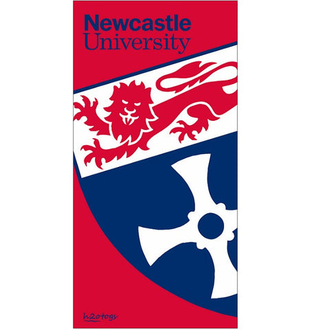 Waterpoloshop - SHOALO Customised - Newcastle Uni Beach Towel