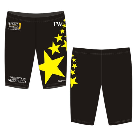 H2OTOGS Customised - Sheffield Uni Mens Jammers + INITIALS