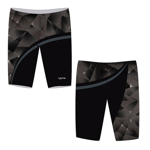 H2OTOGS Broken Glass - Mens Jammers - black
