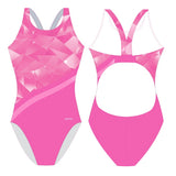 H2OTOGS - Broken Glass - Womens Bladeback Suits - Pink
