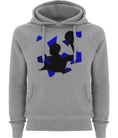 H2OTOGS Shapes - Unisex Hoodie / Hoody - Grey