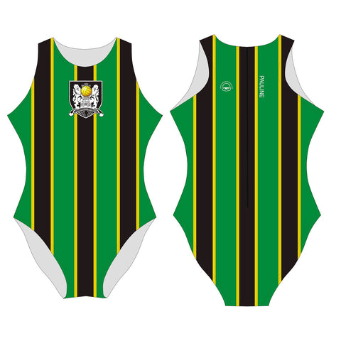 SHOALO Customised - Northampton Womens Water Polo Suits + NAME
