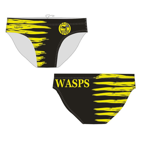 H2OTOGS Customised - Wasps (New Zealand) Mens Water Polo Suits