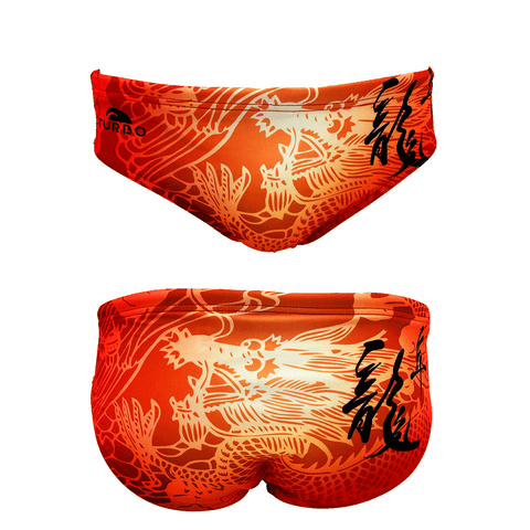 .IN_STK - TURBO Chinese Dragon - 730861 - Mens Suit - Water Polo