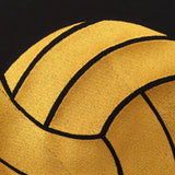 SHOALO Water Polo Ball - Premium Embroidered Varsity Jacket