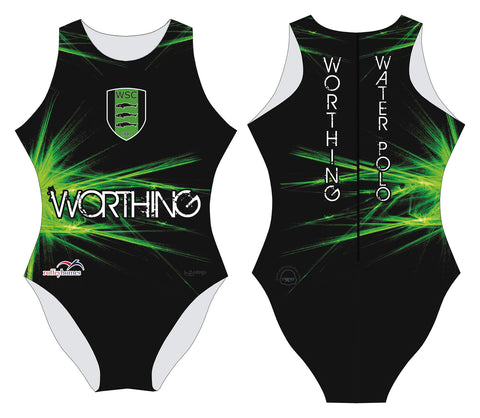 H2OTOGS Customised - Worthing Womens Water Polo Suits