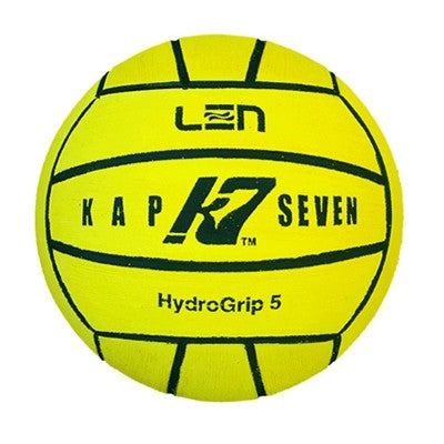 KAP 7 - LEN Mens Water Polo Ball - Size 5