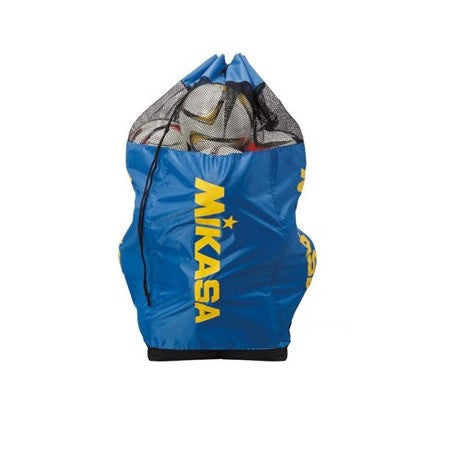 Waterpoloshop - MIKASA Water Polo Ball Bag - Sack - Holds 16 Balls