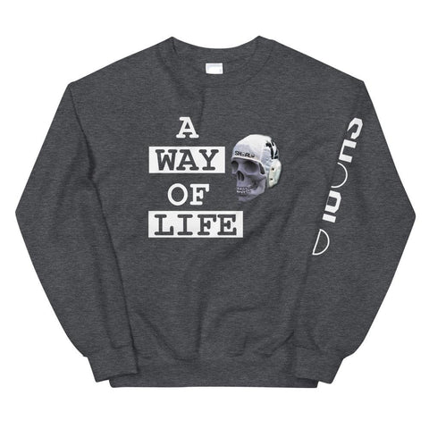 SHOALO - A Way Of Life (20) - Unisex Sweatshirt / Jumper - VARIOUS COLOURS