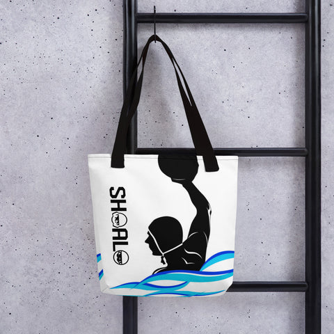 SHOALO - WP Player Silhouette - Tote bag