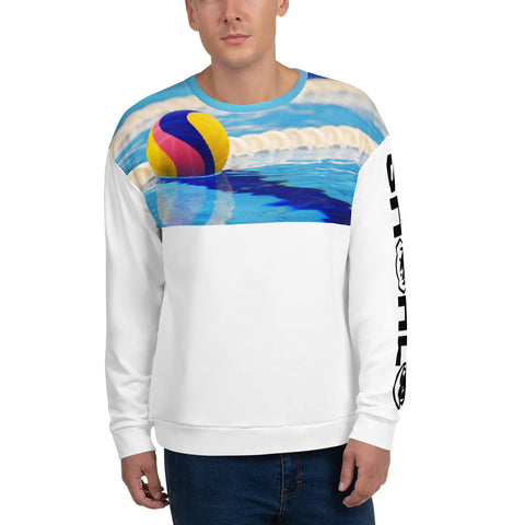 SHOALO - Water Polo Ball Unisex Sweatshirt